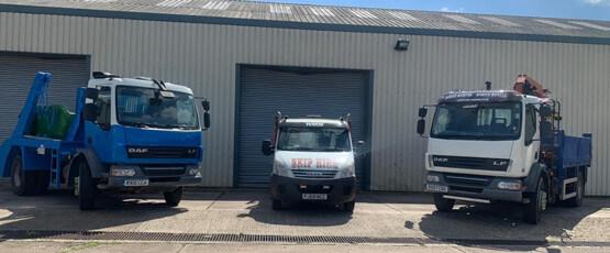Skip hire company in Luton