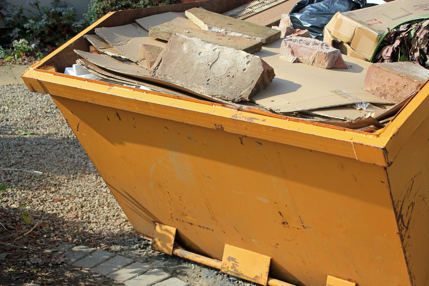 Skip hire prices Peters Green