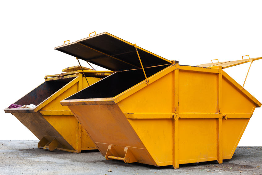 Skip hire prices Lawrence End